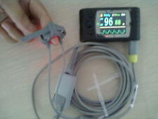 CE FDA Infant Neonatal USE Finger Pulse Oximeter,SPO2 Monitor with USB Software
