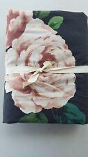 Pottery Barn Teen Emily & Meritt Bed Of Roses Floral Duvet Cover Queen #3428