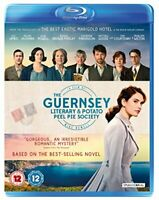 The Guernsey Literary And Potato Peel Pie Society [Blu-ray] [2018] [DVD]