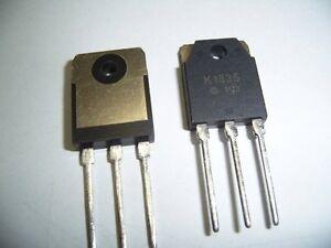 HITACHI 2SK1835 TO-3P Silicon N-Channel MOS FETNMOSFET RH