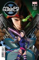 Fallen Angels #5 Witter Main Cover Marvel Comic 1st Print 2020 unread NM