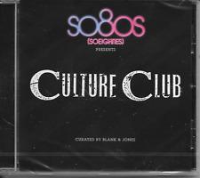 CULTURE CLUB & BLANK & JONES - So8os (Soeighties) CD Album 13TR New Sealed 2012