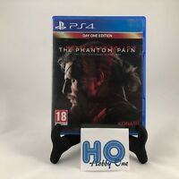 Metal Gear Solid V / 5 - The Phantom Pain - Playstation 4 / PS4 - Comme neuf