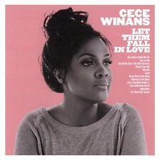 Let Them Fall in Love - CeCe Winans (CD, 2017, Pure Springs Gospel)