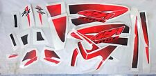 BENELLI 491 RR RAGE KIT ADESIVI CARENA GRAFICHE DECALS FAIRING R83091221A0