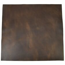 Leather Square (12 x 12 in.) for Crafts/Tooling/Hobby Workshop Medium Weight New