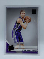Kyle Guy 2019-20 19-20 Panini Clearly Donruss Rated Rookie Blue Parallel #44/99