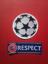 Patch Football Ligue Des Champions Starball + Respect 2008-2018