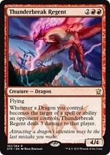 THUNDERBREAK REGENT Dragons of Tarkir MTG Red Creature ?Dragon Rare