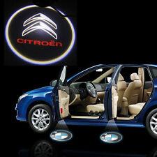 Citroen Models 12V Car Logo Cree LED Ghost Shadow Door Light Laser Kit Pair