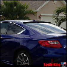 Rear Roof Spoiler Window Wing (Fits: Honda Accord 2013-newer 2dr) SpoilerKing