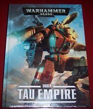 Warhammer 40.000 Codex Tau Empire ( English ) Games Workshop OVP