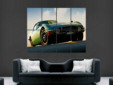 TOYOTA 2000 CAR  IMAGE  LARGE WALL POSTER PICTURE