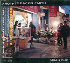 BRIAN ENO-ANOTHER DAY ON EARTH-JAPAN CD F25