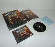 Vikings The Strategy of Ultimate Conquest - Big Box - Windows and Mac PC