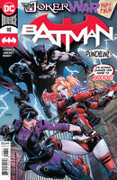 Batman #98 Main Cover A Joker War DC comic 1st Print 2020 unread NM