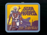Funko Star Wars The Mandalorian Lunch Tin ~ Target Exclusive ~ Brand New