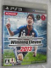 PS3 KONAMI World Soccer Winning Eleven 2013 PlayStation 3 Game Japan Sports used