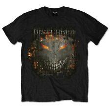 Disturbed 'Fire Behind' T-SHIRT - Nuevo y Oficial