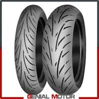 Mitas Touring Force 1207017 + 1805517 Set Gomme Moto Pneumatici Radiali 2019