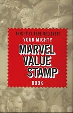THIS IS IT, TRUE BELIEVER! YOUR MIGHTY MARVEL VALUE STAMP BOOK! MARVEL LEGACY