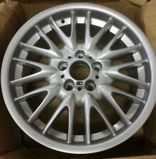 36112229155 Cerchio in lega metallo leggero 81/2JX18 ET:50 -ORIGINALE- BMW 3 E46