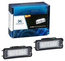 Premium LED Kennzeichenbeleuchtung für VW Golf 4 5 6 7 Passat Scirocco KB1