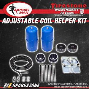 Airbag Man Air Suspension Coil Helper Kit for MITSUBISHI PAJERO NM NP NS NT NW