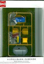 Busch 6026 Campingzelte, 6 Stueck, H0