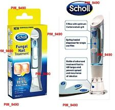 SCHOLL FUNGAL NAIL TREATMENT 3.8 ml Anti-Nail Fungus Kilss 99.9%25 of Nail Fungus