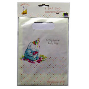 Humphrey's Corner Party and Loot Bags - Pack of 8 - by Sally Hunter