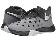 Nike Zoom Hyperquickness 2015 Tumbled Grey/Deep Pewter/Night Silver 12