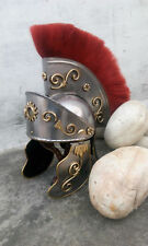 Collectibles Steel Armories Medieval Knight Roman Helmet Reenactment & Reproduct