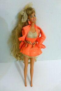 Hollywood Hair Teresa Doll 1992 w/Super Long Hair2316 Original Outift