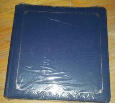 Creative Memories 12 x 12 Old style Navy Album