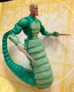 Marvel Legends CUSTOM BUSHMASTER - AIM Agent Hydra Cobra Rock Python Captain