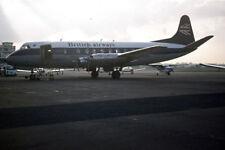 British Airways Collectable Airline Slides