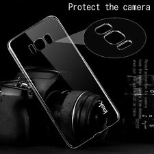 IMAK Ultra Thin Shockproof Clear Crystal PC Hard Case For Samsung Galaxy S8 Plus
