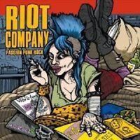 RIOT COMPANY - PASSION PUNKROCK  CD NEU