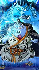 Poster 42x24 cm One Piece Jinbei Manga Anime Cartel 01