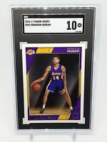 2016-17 Panini NBA Hoops Brandon Ingram Rookie RC #262 SGC 10 Gem Comp PSA BGS
