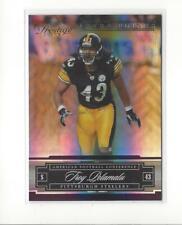 2007 Playoff Prestige Xtra Points Purple #116 Troy Polamalu Steelers /50