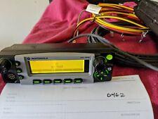 Motorola XTL 5000 700/800 Digital P25 Radio M20URS9PW1AN #0462