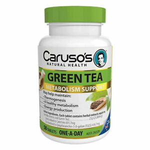 Green Tea by Caruso's 50 tabs