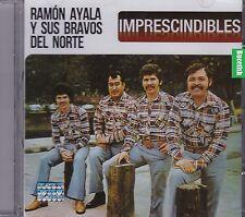 Ramon Ayala y sus Bravos del Norte Imprescindibles CD New Nuvo Sealed