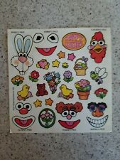 The Muppets Face Stickers 1985