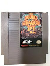 Double Dragon III The Sacred Stones ORIGINAL NINTENDO NES GAME Tested WORKING