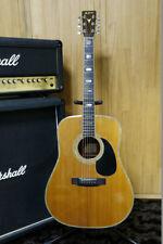 Vintage 1975 Vintage Acoustic guitar K YAIRI YW-600 Solid Spruce Made in Japan