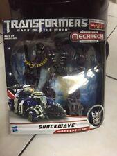Transformers DOTM Voyager Shockwave MISB