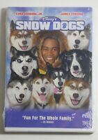 Disney's Snow Dogs (DVD, 2002) SEALED